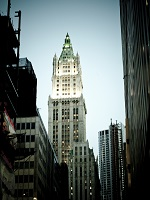 Woolworth Building · Cass Gilbert , architect