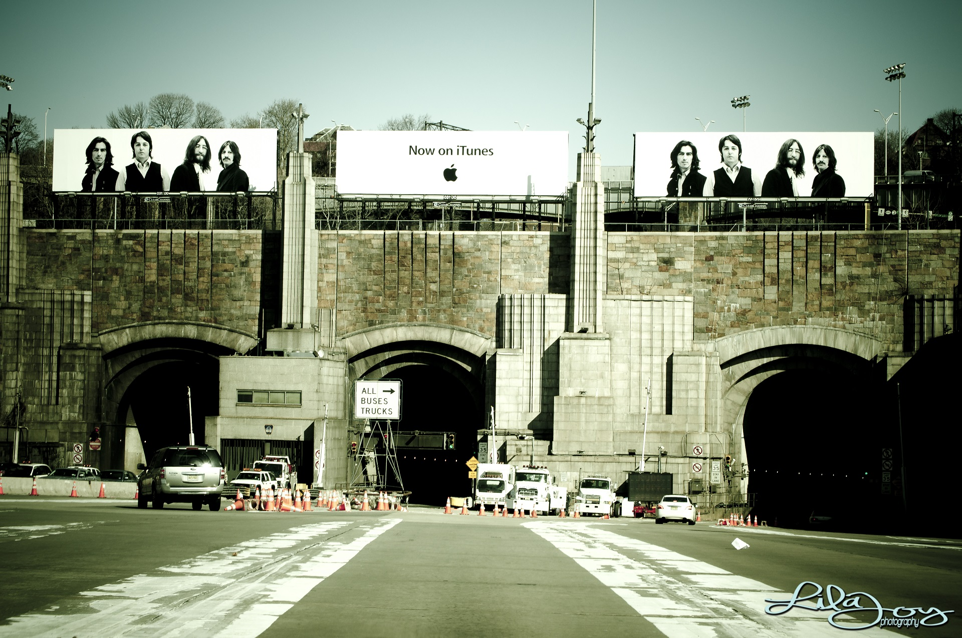 Lincoln Tunnel · Ole Singstad, architect