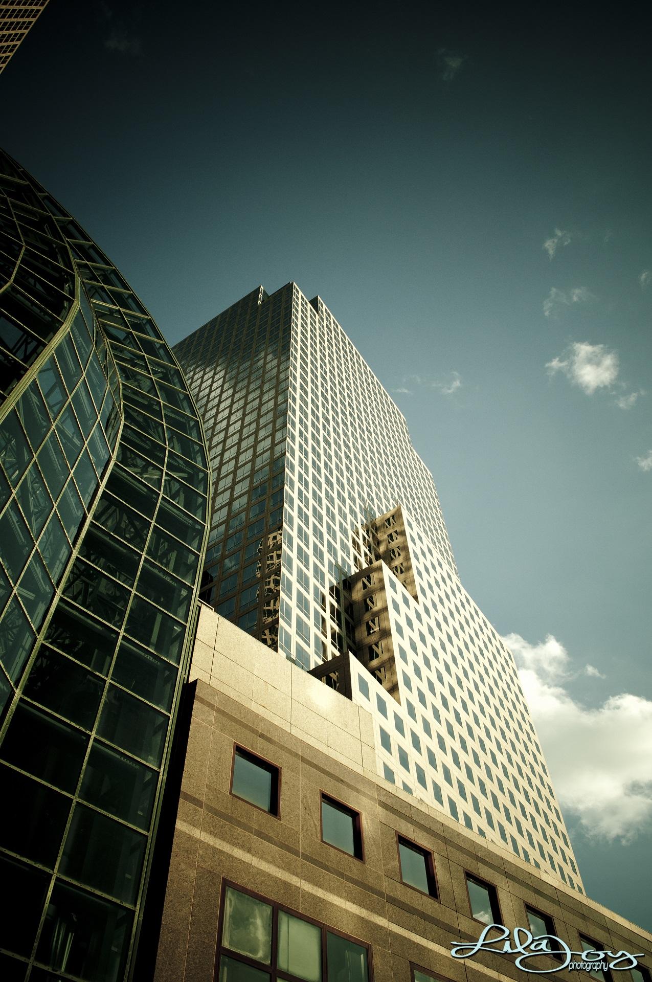 World Financial Center · Cass Gilbert, architect